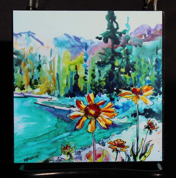 Lake Annette | Karen Bishop Artist