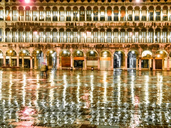 Venice Reflections | Urban Art Photography Print