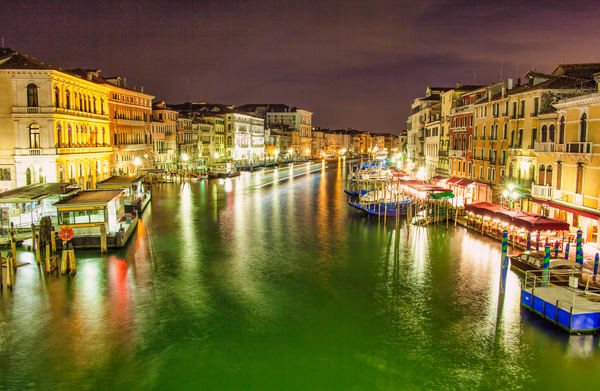 Venice Grand Canal | Urban Art Photography Print