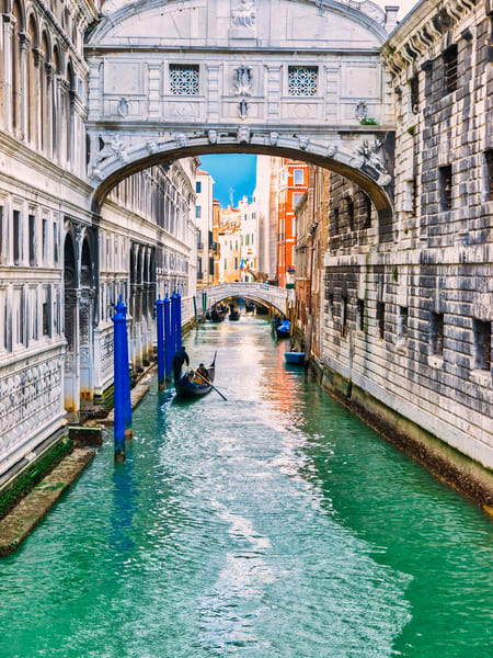 Bridge of Sighs | Urban Art Photography Print