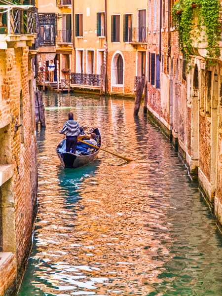 Romantic Venice | Urban Art Photography Print