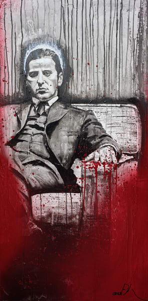 Godfather Ii Art | Asaph Maurer