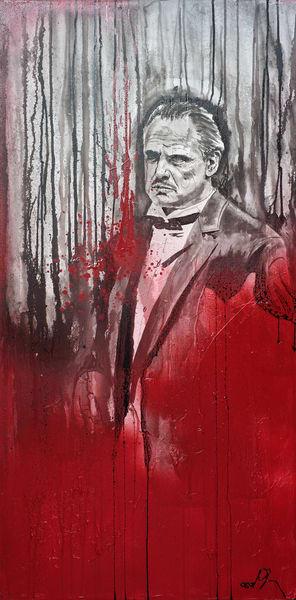 Godfather I Art | Asaph Maurer