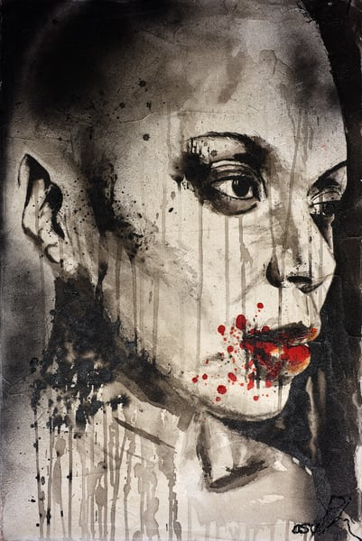 Vampire Art | Asaph Maurer