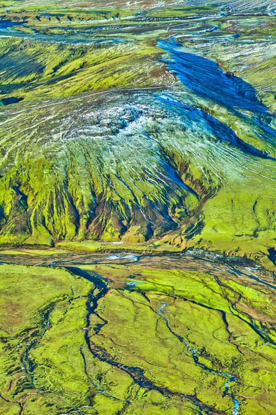 Iceland Green | Nature Art Photography