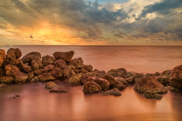 Afternoon Cartagena Drama | Tropical Landscape Photography Print