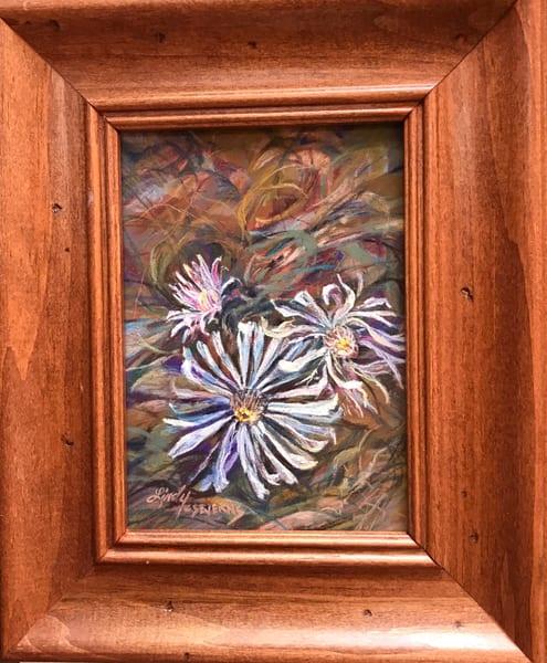 Lindy Cook Severns Art | Buried Treasure, original pastel