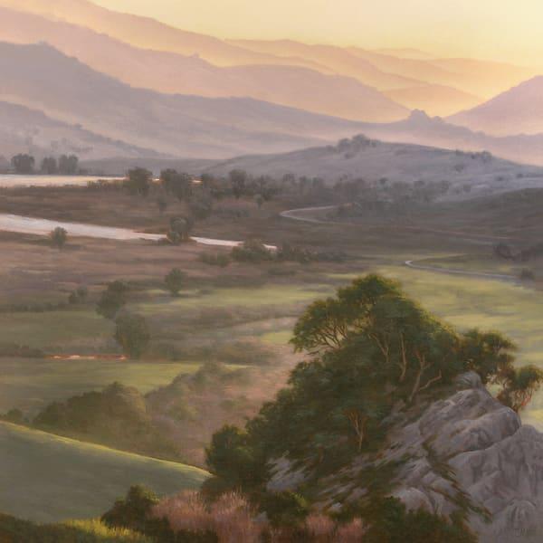 Nicasio Valley View Art | Terry Sauve Fine Art