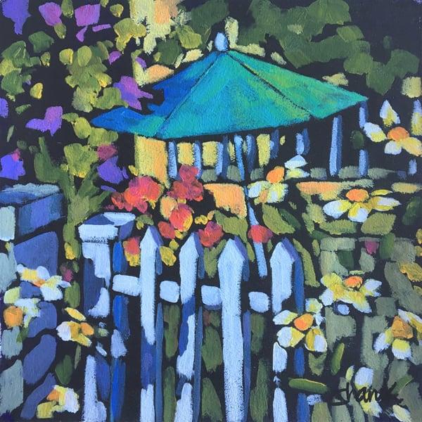 Picket Perfect Art | Jill Charuk Art