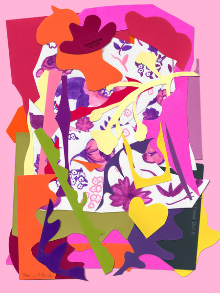 Colorful Art Print by Annelie McKenzie