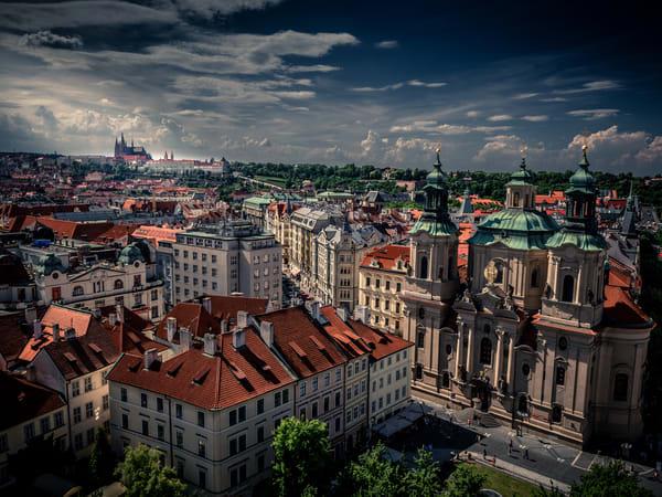 Prague Czechia Photography Art | Randy Sedlacek Photography, LLC