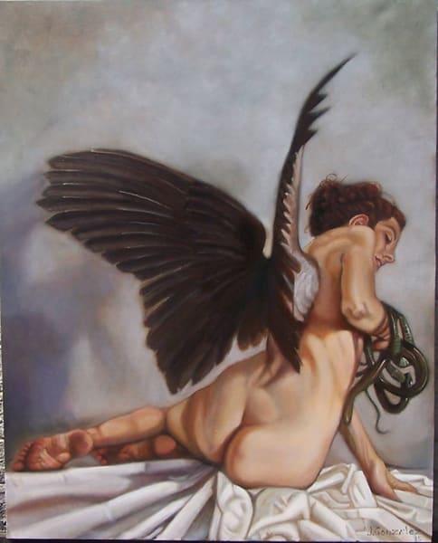 Gasque Liberacion Del Mal Oleo 100x80 Art | Ralwins