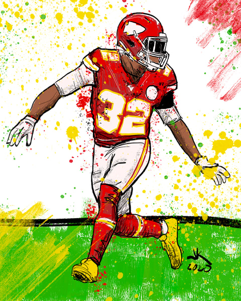 Tyrann Mathieu, Kansas City Chiefs,