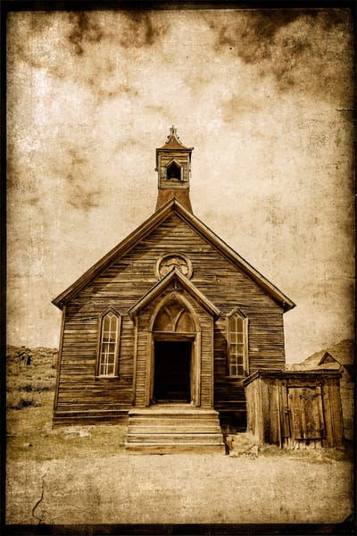 Frontier Church Photography Art | Doug Landreth Photography