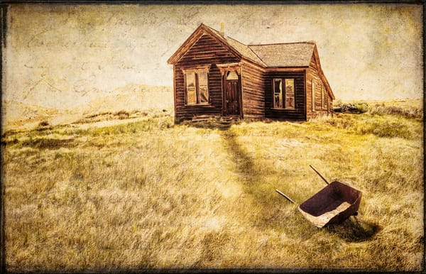 Work Finished Long Ago Photography Art | Doug Landreth Photography