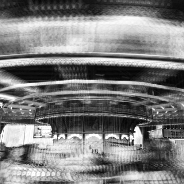 Carousel Photography Art | Roman Coia Photographer