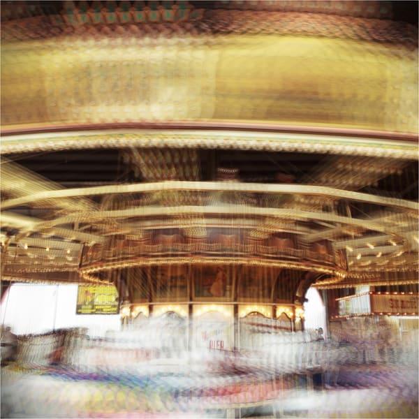 Carousel (Color) Photography Art | Roman Coia Photographer