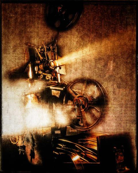 Projecter Photography Art | Doug Landreth Photography