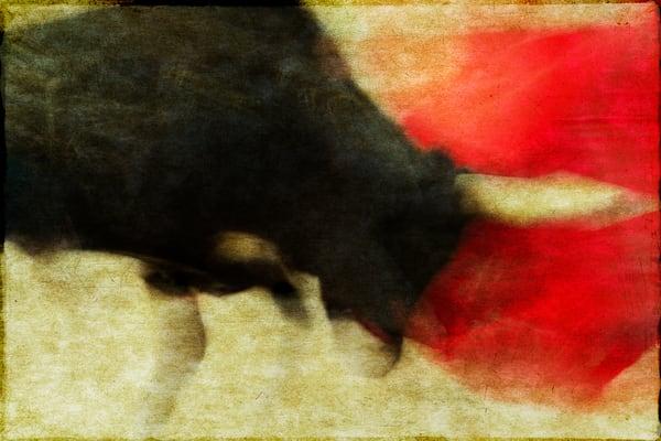 Rhythm Of The Bullfight No1 Photography Art   Doug Landreth Photography