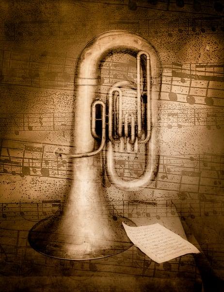 Tuba Music Photography Art | Doug Landreth Photography