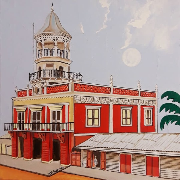 Antiguo Cuerpo De Bombero De San Pedro De Macoris Art | Ralwins