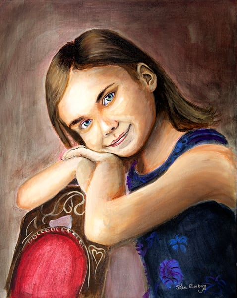 Molly Contest Winner Art | Steve Ellenburg Art
