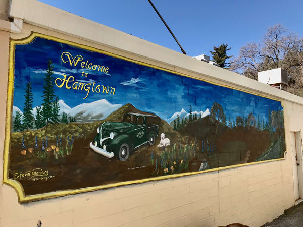 Placerville Hardware Store Art | Steve Ellenburg Art