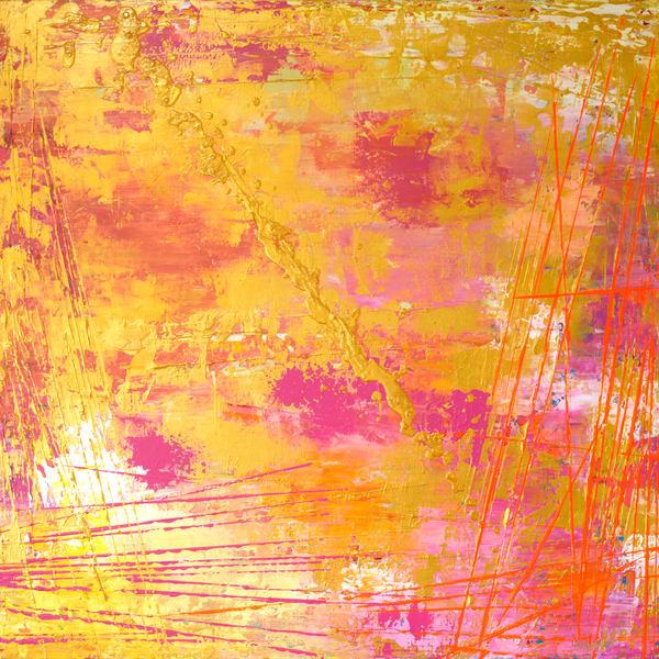 Gold Rush  Art | benbonart