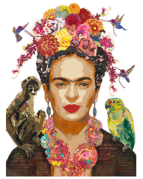 Frida, by Kristi Abbott