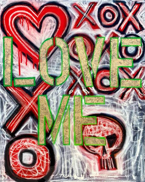 Love Me: Xo Art | Wet Paint NYC