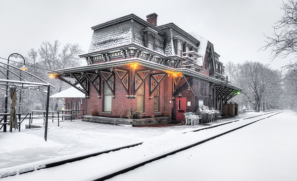 The Depot II - Michael Sandy
