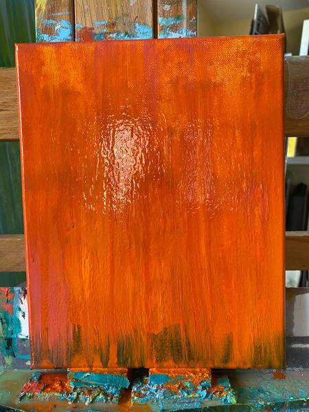 Day 27 Ginger Rain Art | Rachel Brask Studio, LLC