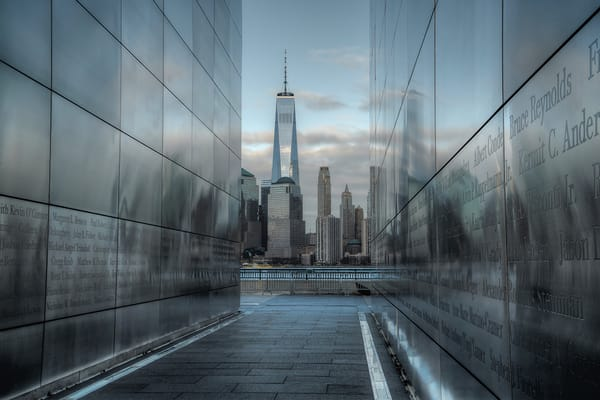 Empty Sky Memorial 2020 - Michael Sandy