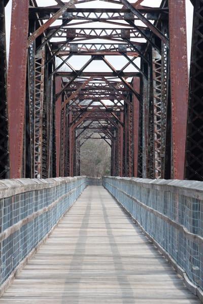 Peak To Prosperity Bridge Photography Art   The Scattered Artist