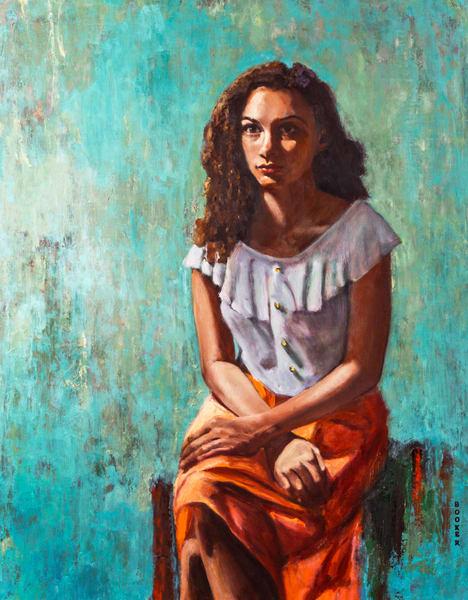 Cicily  | Booker Tueller Fine Art