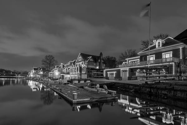 Boathouse Row - Michael Sandy Photography