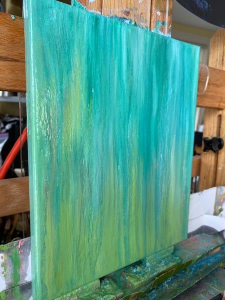 Day 6 Rainy Backyard Art | Rachel Brask Studio, LLC