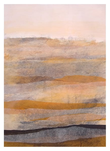 Sediment - Original Abstract Painting | Cynthia Coldren Fine Art