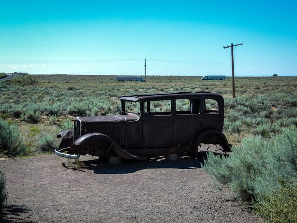 1932 Studebaker Photography Art | N2 the Woods Photography