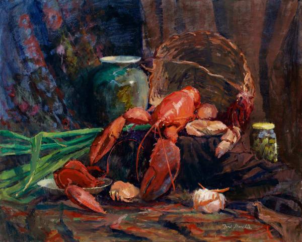 Lobsters, Crabs & Pickles