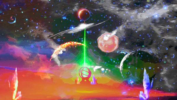 Space Fantasy Art - Future of Space - Don White Art Dreamer