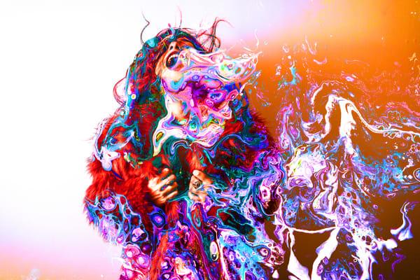 cosmic disco queen