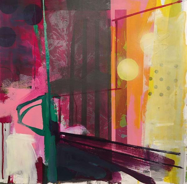 Palm Series #3 Art | sheldongreenberg
