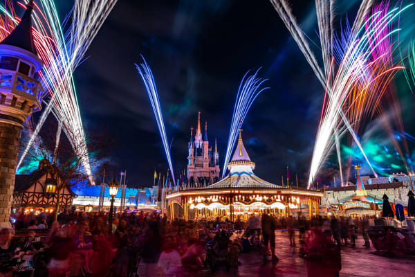 Happily Ever After Fantasyland 2 - Photos of Disney World