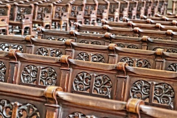 Peruvian Pews Photography Art | Michael Scott Adams Photography