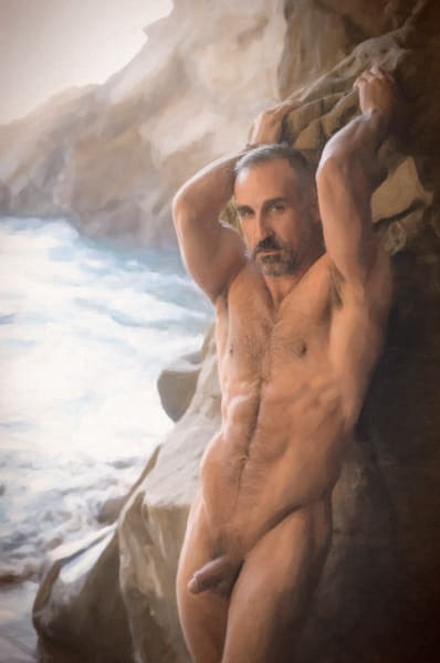 """""""The man of the Sea"""" Open Edition"""