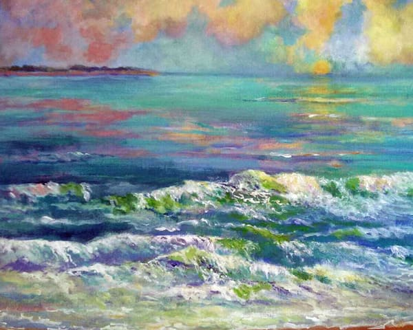 Seascapes by Karen Chadbourne