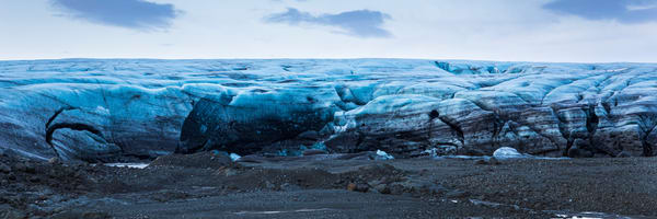 The Glacier Photography Art | Michael Scott Adams Photography