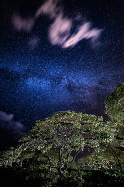 Mauna Kea Night Photography Art | Michael Scott Adams Photography