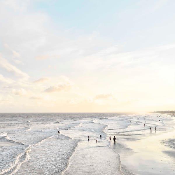 Seaside Stroll Photography Art | DE LA Gallery